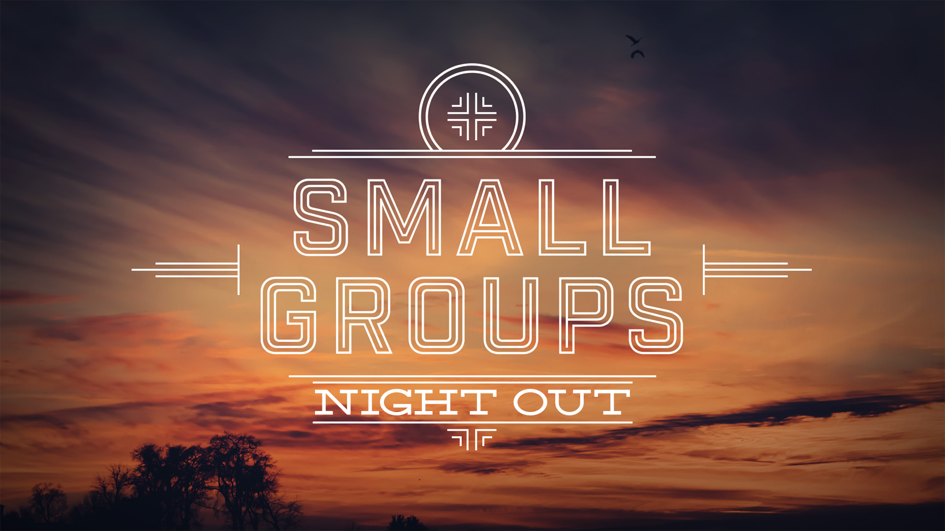 Small Groups Night Out